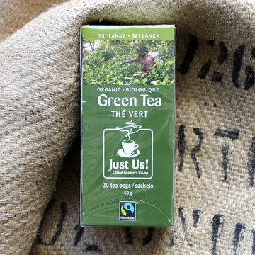 Just Us! - Green Tea (40g EA)