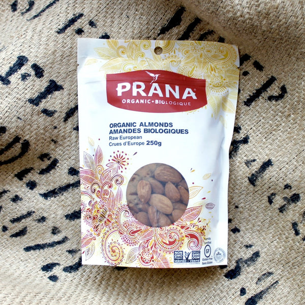 Prana - Almonds (250g EA)