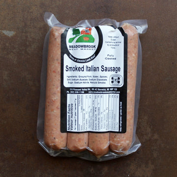 Meadowbrook - Smoked Sausages (4PK)