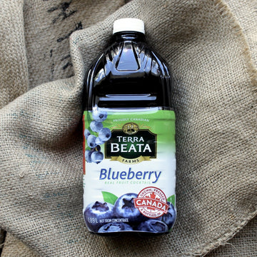 Terra Beata - Blueberry Juice (1.89L)