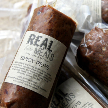 Real Fake Meats - Spicy Peps