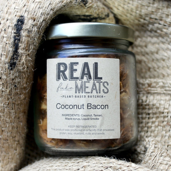 Real Fake Meats - Coconut Bacon (250g)
