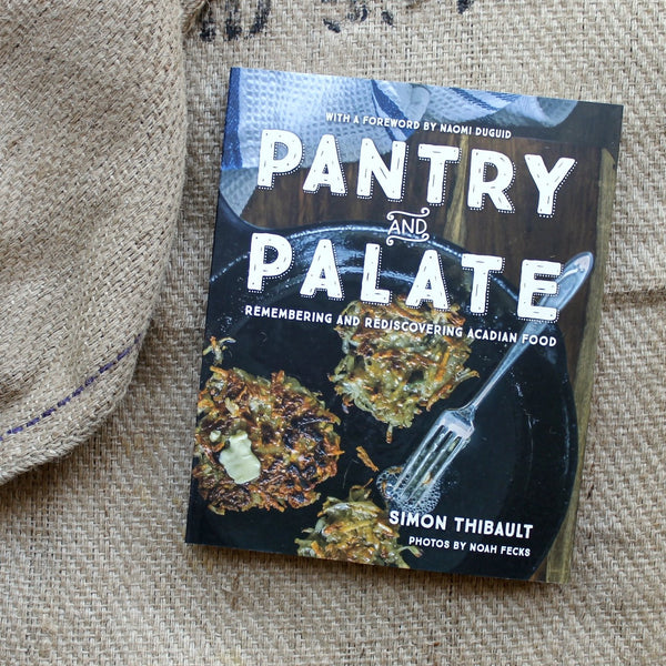 Nimbus Publishing - Pantry and Palate