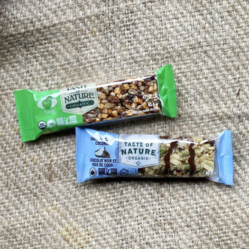 Taste Of Nature - Organic Food Bars (ea)
