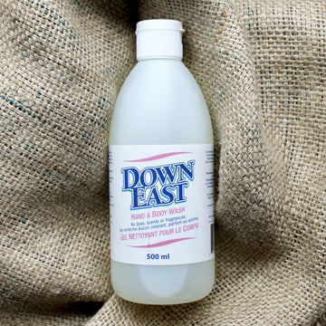 Down East - Hand & Body Wash (500ML)