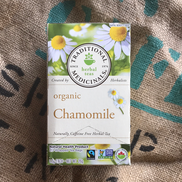 Traditional Medicinals- Chamomile Tea (26g ea)