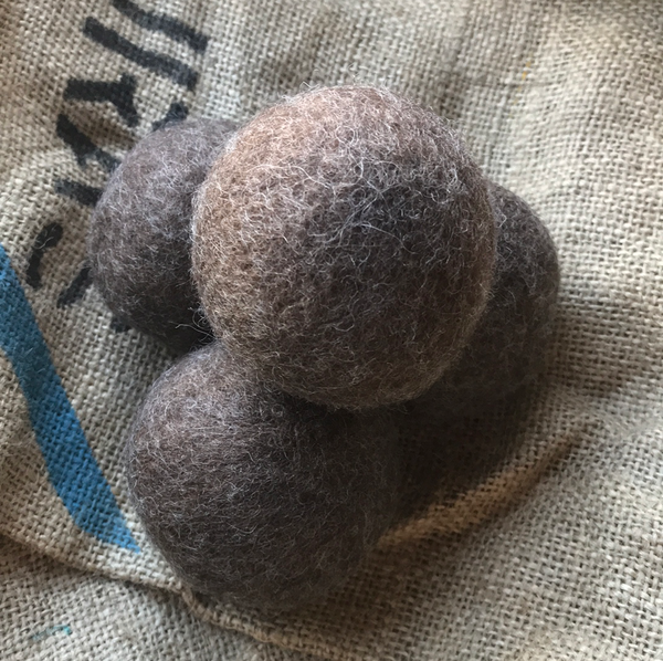 Moss Creek Wool - Dryer Balls (each)
