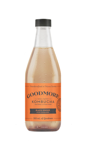 Goodmore Kombucha - All flavours (355ml)