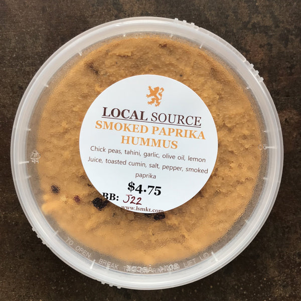 Local Source - Hummus - Smoked Paprika (EA)
