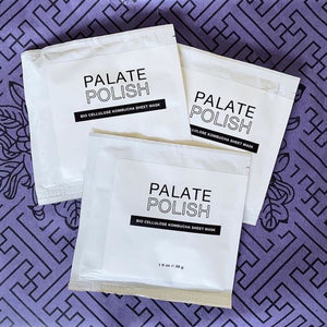 Palate Polish Kombucha Sheet Mask