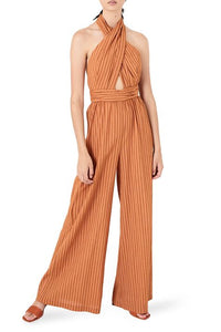 Third Form Crossing Over Jumpsuit