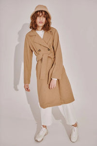 Fifth Label Vocal Coat - Tan