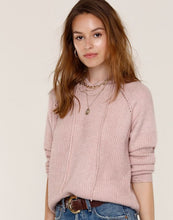 Load image into Gallery viewer, Heartloom Narella Sweater - Blush