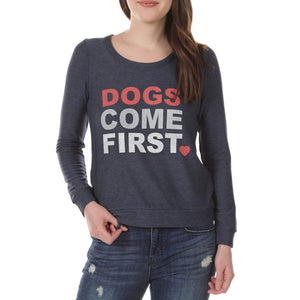Chaser Dogs Come First Sweatshirt