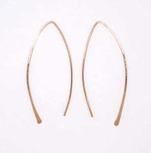 Susan Rifkin Threader Earrings - Large