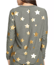 Load image into Gallery viewer, Chaser Gold Star Pullover