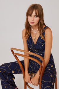 Finders Keepers Chains Pantsuit