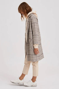 The Fifth Label Mountains Check Coat