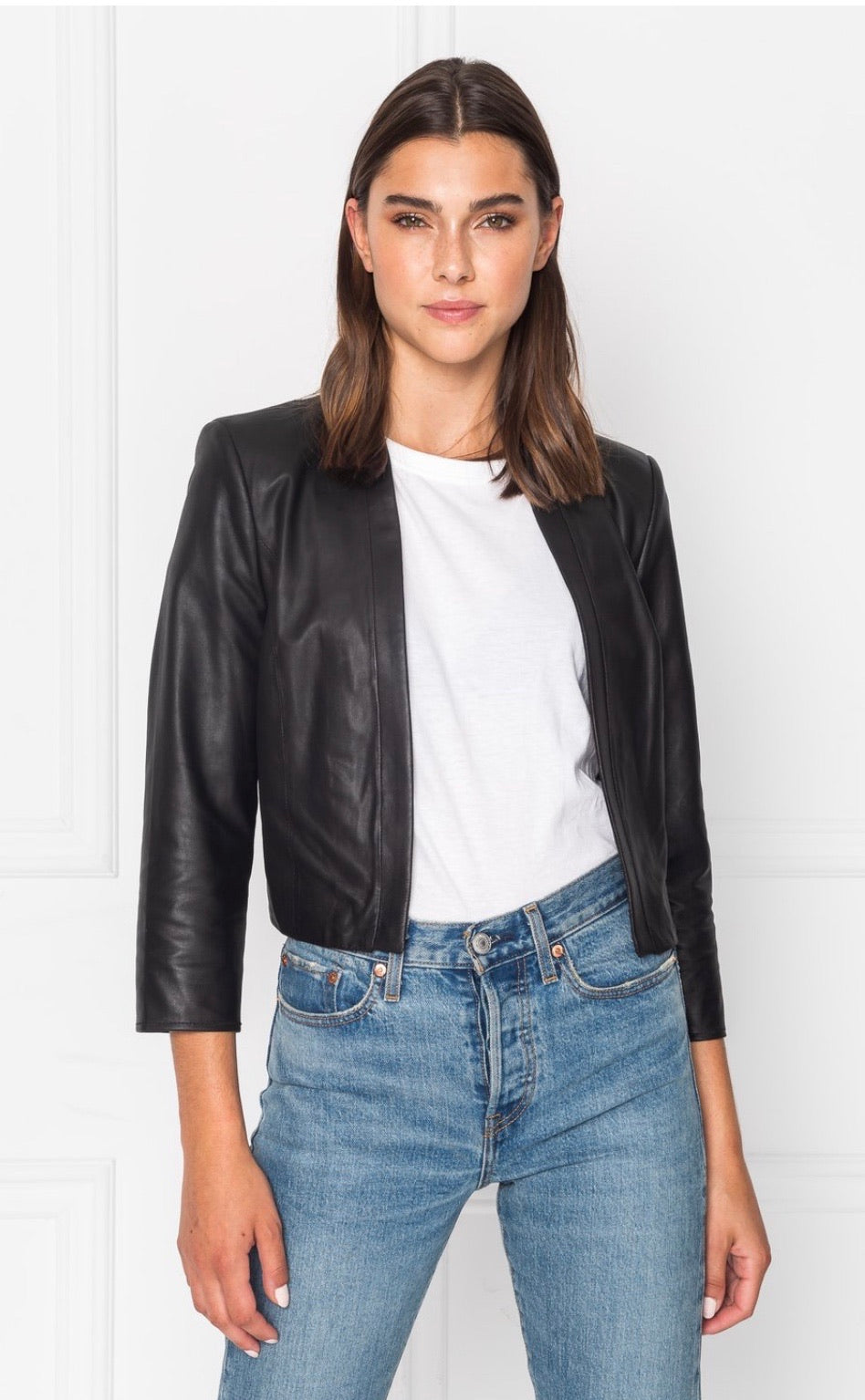LaMarque Letsey Leather Jacket