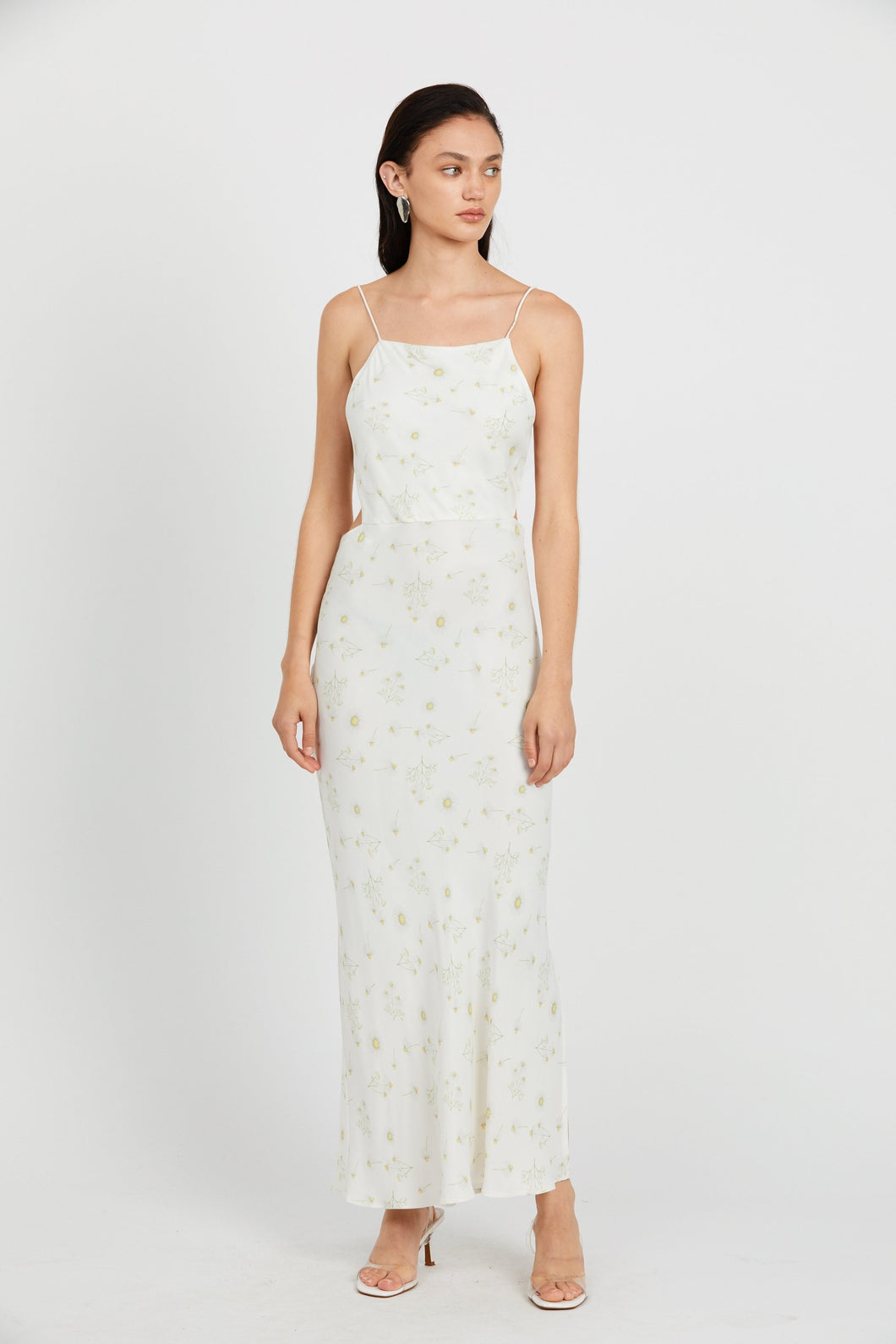Third Form Wild Flowers Midi