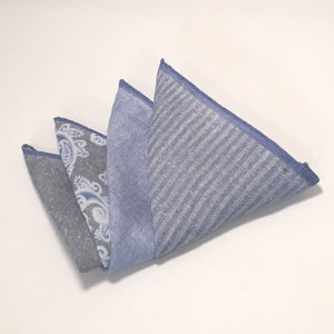 4-Panel Pocket Square