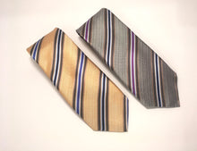 Load image into Gallery viewer, Stripe Necktie