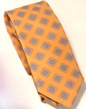 Load image into Gallery viewer, Printed Silk Necktie