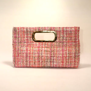 Tweed Purse