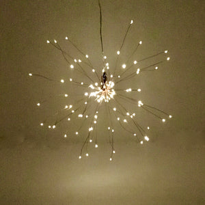 LED Starbust Pendant Light