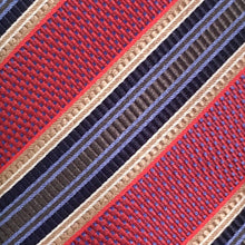 Load image into Gallery viewer, Extra-Long Woven Silk Necktie