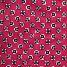 Load image into Gallery viewer, Extra-Long Printed Silk Necktie