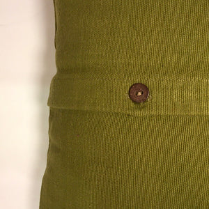 Delhi Homespun Cotton Pillow
