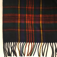 Load image into Gallery viewer, Plaid Fringed Scarf