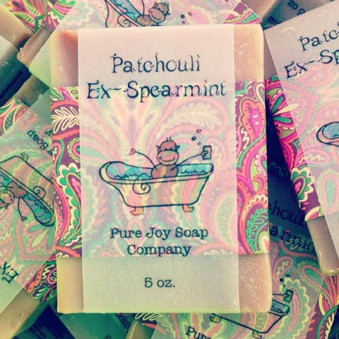 Patchouli Ex-Spearmint