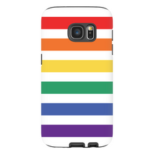 Load image into Gallery viewer, Bold Phone Case (White)