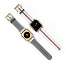 Load image into Gallery viewer, Minimalist Apple Watch Band (White)
