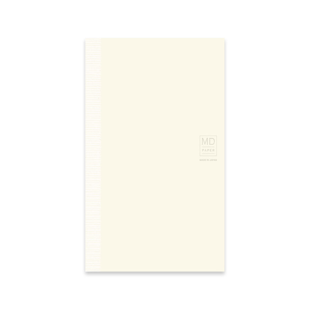 Md Notebook / Journal / Blank / Leer/ B6 / H175×W105×D10mm