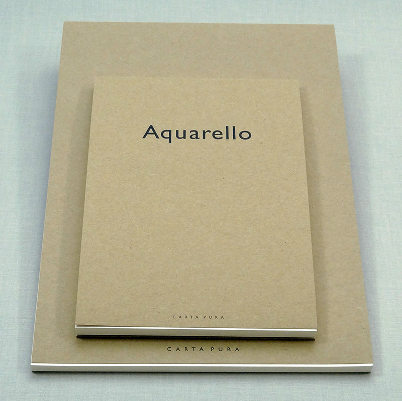 Aquarellblock / Aquarello /  Carta Pura / 100% Baumwolle / Cotton