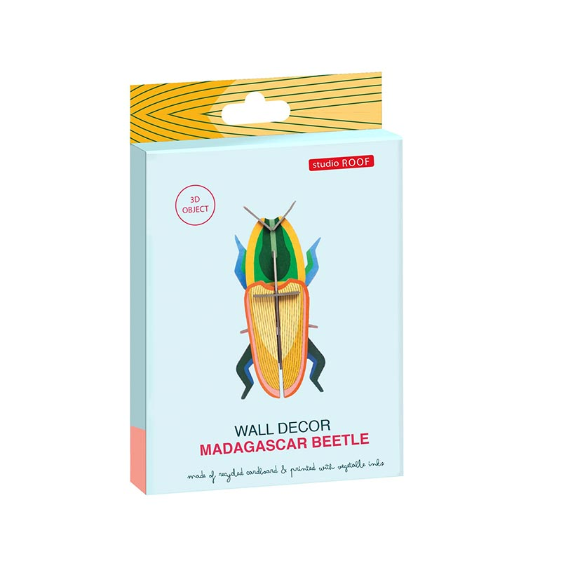 "Studio Roof  "" Madagascar Beetle """