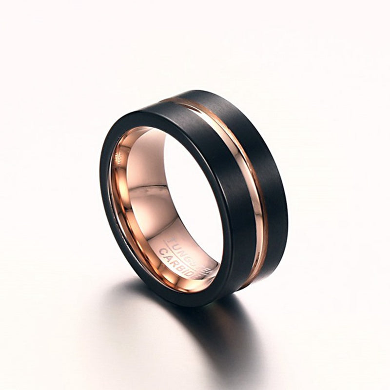 Tungsten carbide ring -TCR038