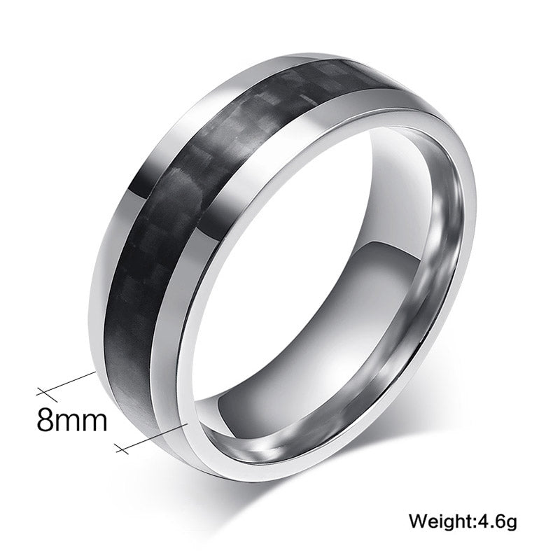 Stainless Steel Ring-R094