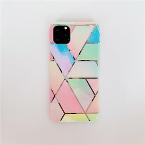Golden Lines - Iphone Case