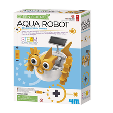 Load image into Gallery viewer, 4M Green Science Aqua Robot