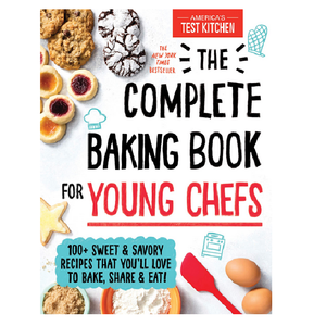 The Complete Baking Book for Young Chefs