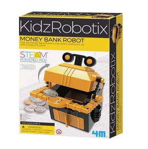 4M KidzRobotix Money Bank Robot