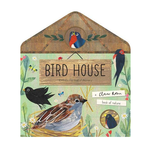 Usborne Bird House (A Clover Robin Book of Nature)