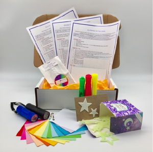 CuriOdyssey Ultraviolet Discovery Kit- Limited Edition Prototype