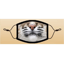 Load image into Gallery viewer, CuriOdyssey Bobcat Adult/Youth Face Mask