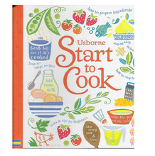 Load image into Gallery viewer, Usborne Start to Cook