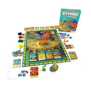 Cytosis A Cell Biology Game
